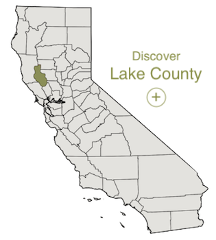 Visit Lake County, California (map)